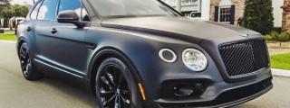 Bentley Bentayga Stealth Edition by Aspire Autosports