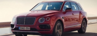 Bentley Bentayga Tested On and Off the Road