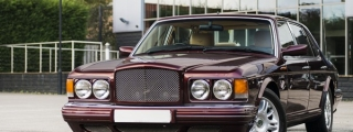 Kahn Classics: Bentley Brooklands R Mulliner #1 of 100