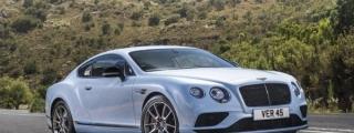 Official: Bentley Continental GT Facelift