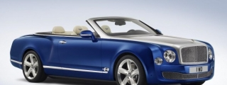 Official: Bentley Grand Convertible