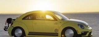 World's Fastest Beetle Clocks 205 mph at Bonneville
