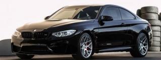 Black Sapphire BMW M4 by Supreme Power