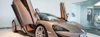 Gallery: Blade Silver McLaren 570S