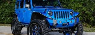 Custom Jeep Wrangler by Extreme Performance