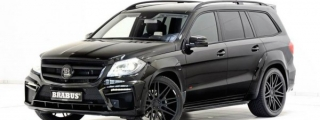 A Real Man's Car: Brabus GL63 700