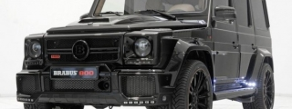 Brabus G65 800 iBusiness Headed to Geneva