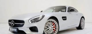 IAA Preview: Brabus Mercedes AMG GT