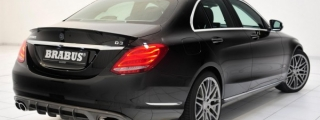 Brabus Mercedes C-Class - Full Package