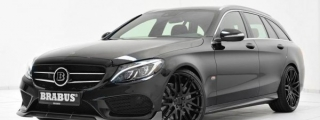 Brabus Mercedes C-Class Wagon Upgrade Kit
