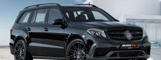 Official: Brabus Mercedes GLS 850 XL