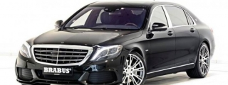 Official: Brabus Mercedes-Maybach