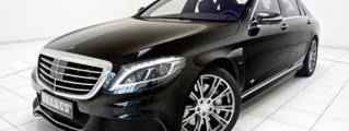 Official: Brabus Mercedes S-Class Hybrid B50