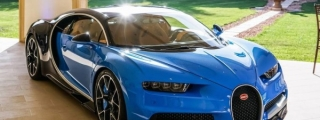 Gallery: Bugatti Chiron Beverly Hills Debut