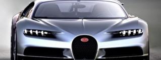 Bugatti Chiron Wins Prestigious Design Award