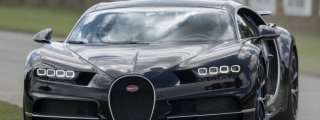 From Le Mans to Goodwood: More Footage of Bugatti Chiron in Action