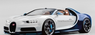 Bugatti Chiron Grand Sport Resurfaces in Excellent New Rendering