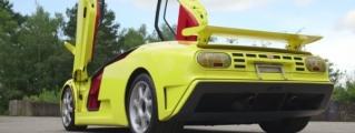 Watch Chris Harris Fall in Love with a Bugatti EB110 SS
