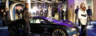 First Bugatti Lifestyle Boutique Opens in London