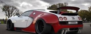 Virtual Tuning: Bugatti Veyron Wide Body