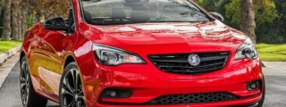 Official: 2017 Buick Cascada Sport Red