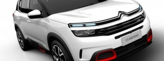 New Citroen C5 Aircross Unveiled in Shanghai