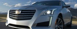 Cadillac ATS and CTS - 2017 ModelYear Upgrades