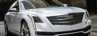 Cadillac CT6 Comes with a Surveillance System