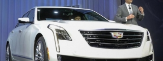 Cadillac CT6 Hybrid Officially Confirmed