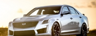 Photoshoot: Hennessey Cadillac CTS-V HPE800