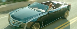 Cadillac Marks Entourage Partnership with Ari Gold Special