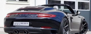 Classy: Cartech Porsche C4S on Vossen Wheels