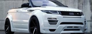 Range Rover Evoque Cabrio by Cartech