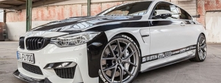 Carbonfiber Dynamics BMW M4 R Packs 600 PS