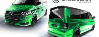 VW T5 Interior Package by Carlex Design