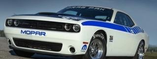 Mopar Releases New Challenger Drag Pak