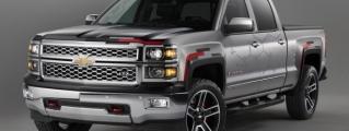 Chevrolet Silverado Toughnology Concept Introduced