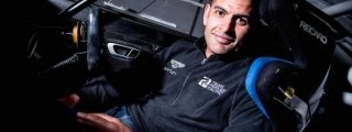 Chris Harris to Race for Bentley in Blancpain Series