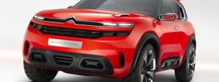 Citroen Aircross Concept Officially Unveiled