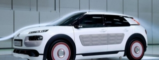 Citroen C4 Cactus AIRFLOW Revealed
