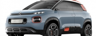 Citroen C-Aircross Concept Revealed Ahead of Geneva Debut