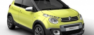Paris Preview: Citroen C1 Urban Ride Concept
