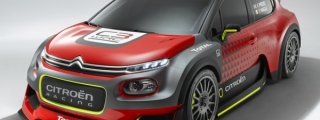 Paris Preview: Citroen C3 WRC Concept