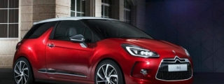 Citroen DS3 Facelift Revealed with Fancy Headlights