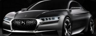 Paris Preview: Citroen Divine DS Concept