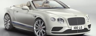 Official: Bentley Continental GT Convertible Galene