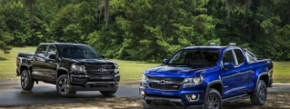 Chevrolet Colorado Midnight and Trail Boss Launch This Fall