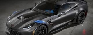 2017 Corvette Grand Sport Pricing Announced