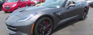Up Close and Personal with Corvette Stingray Z51