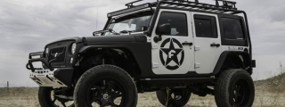 Custom Jeep Wrangler by Forgiato